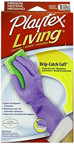 Playtex Living Gloves, Medium