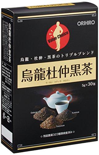 ORIHIRO Oolong Eucommia Ulmoides Tea 5g-30packs