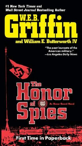 The Honor of Spies (Honor Bound)