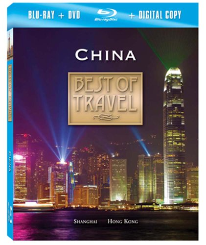 Best of Travel: China (BD Combo) [Blu-ray]