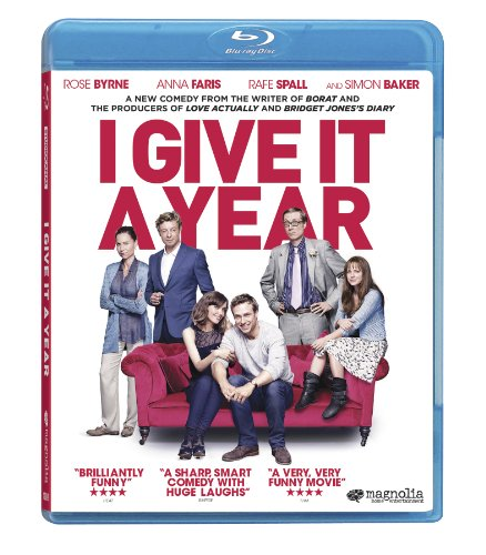 I Give It a Year [Blu-ray]
