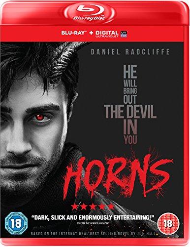 Horns [Blu-ray + UV Copy] [2015]