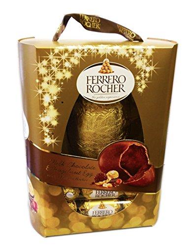 Ferrero Milk Chocolate Easter Egg 8 Rocher Pieces