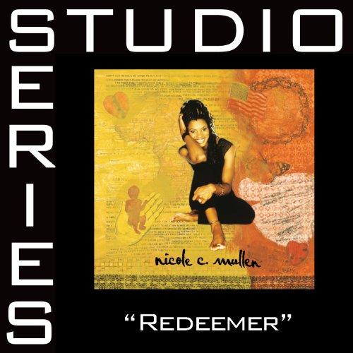 Redeemer - Medium key performance track w/ background vocals [Original key]