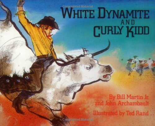 White Dynamite & Curly Kidd (Owlet Book)
