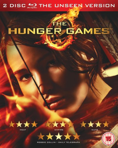 The Hunger Games (2 Disc) [Blu-ray]
