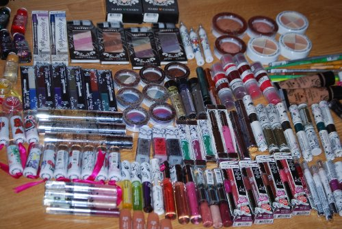 15 Piece Brand New & Sealed Hard Candy Cosmetics Makeup Mixed Lot with No Duplicates