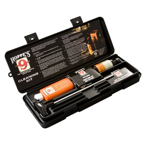 Hoppes Pistol Cleaning Kit - 40Cal & 10mm
