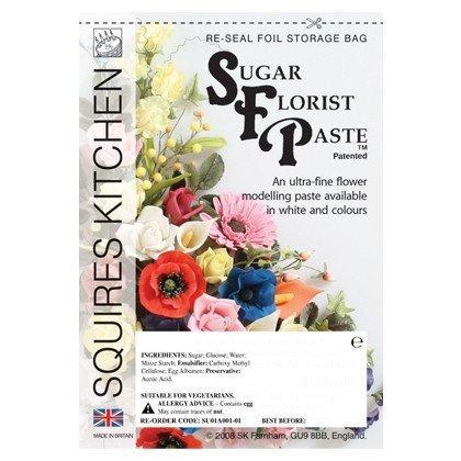Squires Kitchen Mint Green (SFP) flower & modelling paste 100g