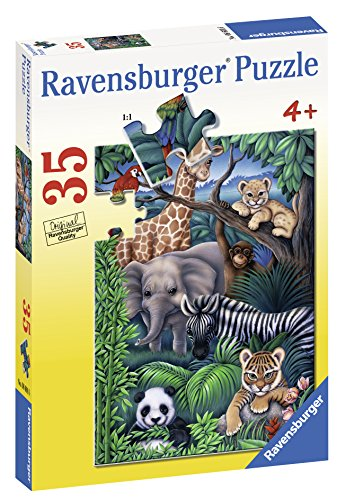 Ravensburger Animal Kingdom - 35 Piece Puzzle