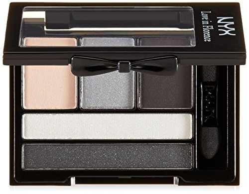 NYX Cosmetics Love in Florence Eye Shadow Palette, Tryst, 0.2 Ounce