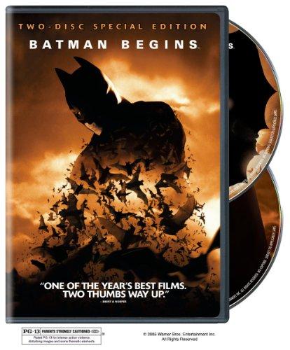 Batman Begins (Two-Disc Special Edition) (Bilingual) [Import]