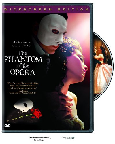 The Phantom of the Opera (Widescreen Edition)