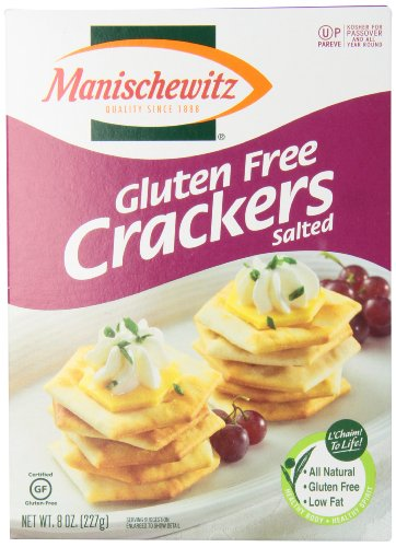 Manischewitz Gluten Free Crackers