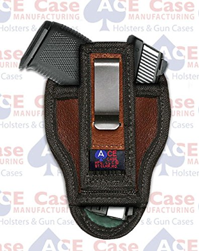 KEL-TEC PMR-30 LEATHER CONCEALED IWB HOLSTER100% MADE IN U.S.A.