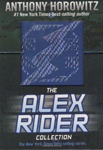 The Alex Rider Collection Box Set (3 Books)