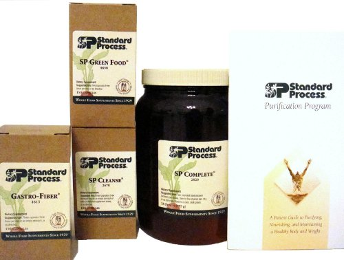 Standard Process Purification Product Kit