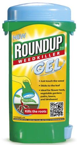 Scotts Miracle-Gro Roundup Weedkiller Gel Spot Treatment, 150 ml
