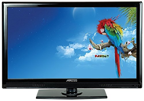 Axess 19-Inch LED TV with Full HD Display, Includes HDMI/USB Inputs, TV1701-19