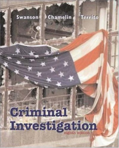Criminal Investigation with Free Making the Grade Student CD-ROM