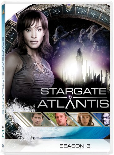 Stargate Atlantis: Season 3 (5pc) (Ws Dub Sub) [DVD] [2004] [US Import]