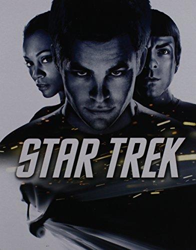 Star Trek Exclusive Steelbook (Blue-ray) [Blu-ray]