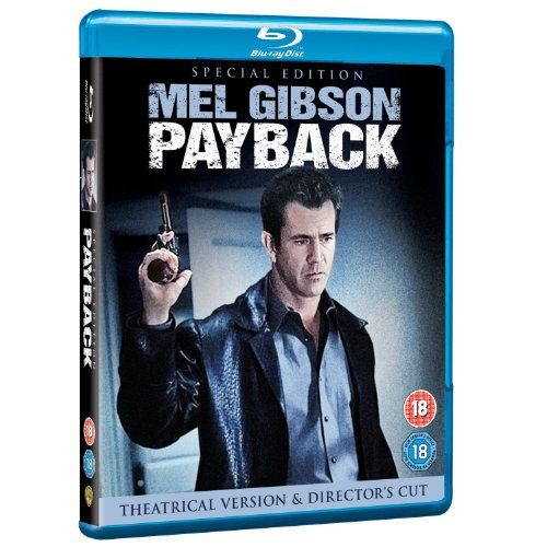 Payback - Theatrical Cut and Director's Cut [Blu-ray]
