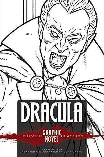 DRACULA (Dover Graphic Novel Classics)