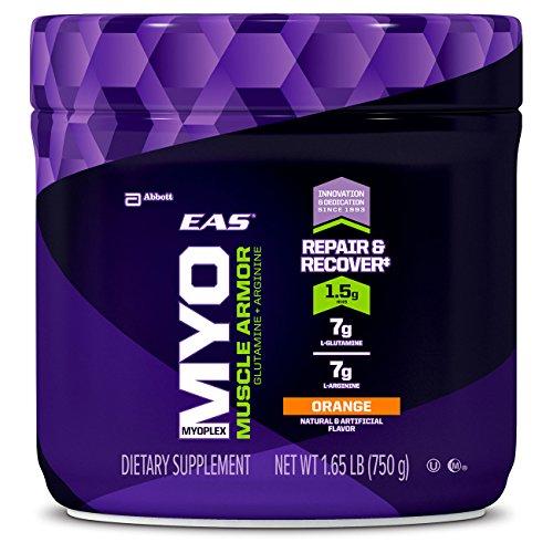 EAS Myoplex Muscle Armor Powder, Orange, 1.65 Pound