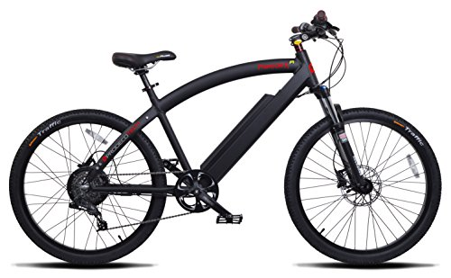 ProdecoTech Phantom XR Version 5 Electric Commuter Mountain Ebike Value Bundle