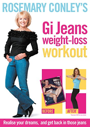 Rosemary Conley: Gi Jeans Weight Loss Plan [DVD]