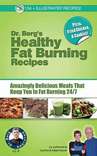 Dr. Berg's Healthy Fat Burning Recipes