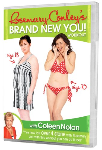 Rosemary Conley 's Brand New You Workout with Coleen Nolan DVD