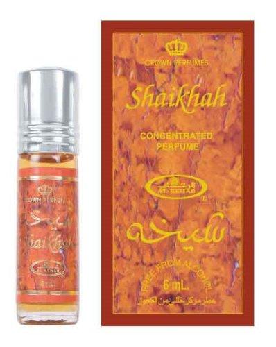 Shaikhah Perfume Oil - 6ml by Al Rehab