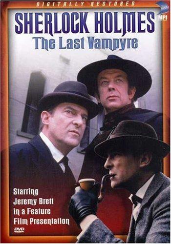 Sherlock Holmes:Last Vampyre