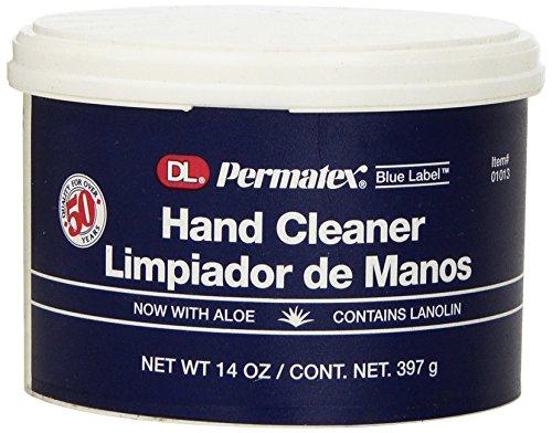 Permatex 01013 DL Blue Label Cream Hand Cleaner, 14 oz.
