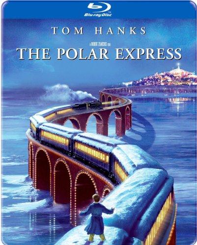 Polar Express Blu-ray SteelBook [Region Free]