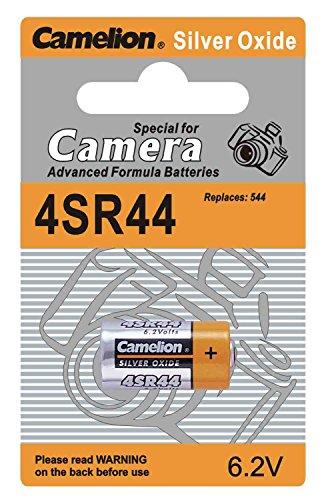 Camelion 4SR44 PX28 6.2V Camera Special Battery