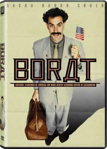 Borat [DVD] [2006] [Region 1] [US Import] [NTSC]
