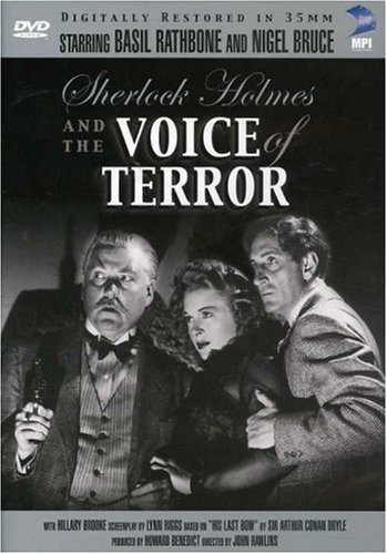 Sherlock Holmes: The Voice of Terror