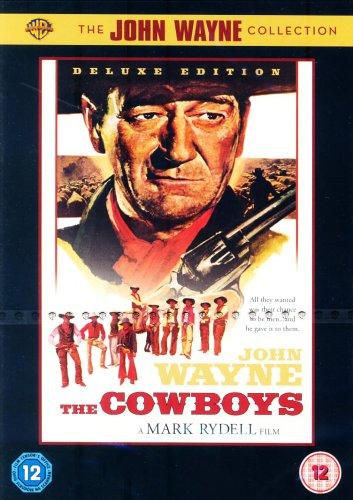 The Cowboys [DVD] [1972]