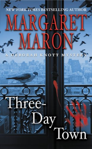 Three-Day Town (A Deborah Knott Mystery Book 17)