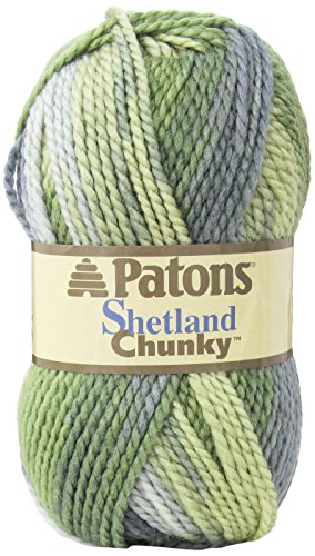 Spinrite Shetland Chunky Yarn - in your choice of color