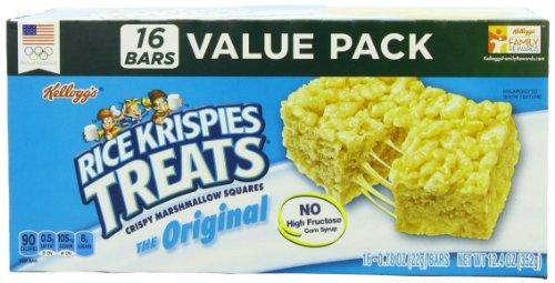 Rice Krispies Treats, The Original, 16-Count Bars (Pack of 6)