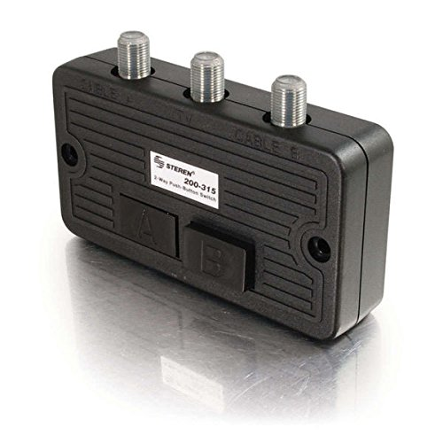 C2G / Cables To Go 41015 High Isolation AB Switch