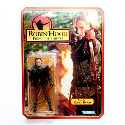 Robin Hood Prince of Thieves with Long Bow Action Figure