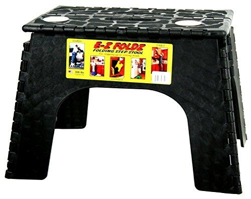 B & R Plastics E-Z Foldz 12 Step Stool