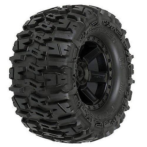 Proline 117012 Trencher 2.8 All Terrain Tires Mounted for Jato, Nitro, Stampede