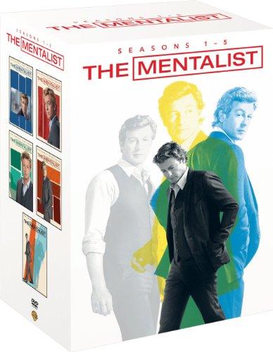 The Mentalist - Season 1-5 [DVD]
