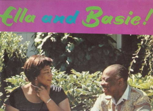 [LP Record] Ella and Basie